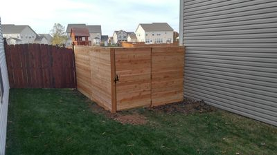TMCJ Fence Co Indianapolis, IN Thumbtack