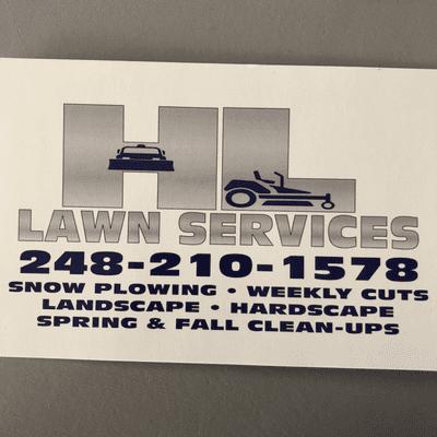 HL Lawn services White Lake, MI Thumbtack