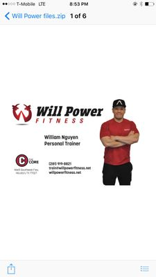 WILL POWER FITNESS The Core Houston Galleria/Kirby Houston, TX Thumbtack