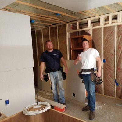 Mike's Drywall and Handyman Flint Hill, VA Thumbtack
