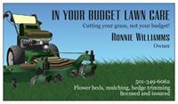 In Your Budget Lawn Care Little Rock, AR Thumbtack