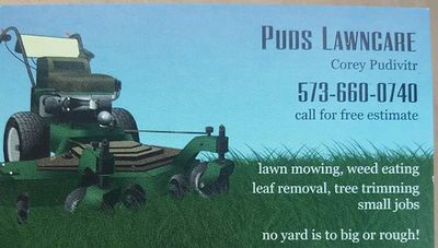 puds lawn care Doniphan, MO Thumbtack
