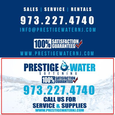 Prestige Water LLC Fairfield, NJ Thumbtack