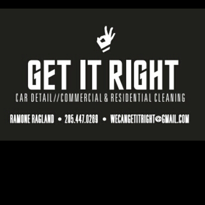 Get it right commercial cleaning and pressure washing llc Birmingham, AL Thumbtack