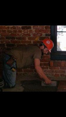 Precision Tile & Hardwood Sumter, SC Thumbtack