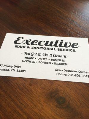 Executive Maid and Janitorial Jackson, TN Thumbtack