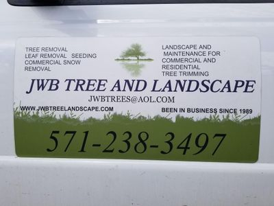 jwb tree and landscape Alexandria, VA Thumbtack