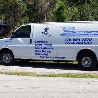 Top Secret Carpet Cleaning Port Saint Lucie, FL Thumbtack