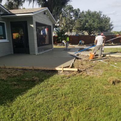 Rhinos concrete service Kissimmee, FL Thumbtack