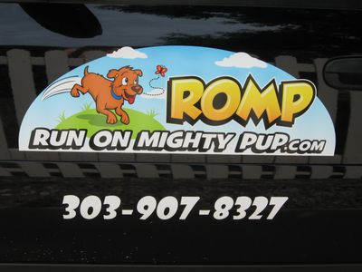 ROMP Ltd. Run on Mighty Pup Wooster, OH Thumbtack