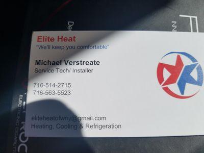 Elite heat Lockport, NY Thumbtack