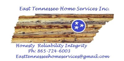 East Tennessee Home Services Inc. Maryville, TN Thumbtack