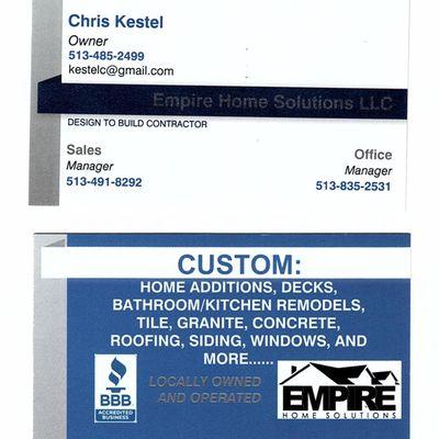 Empire Home Solutions LLC Cincinnati, OH Thumbtack