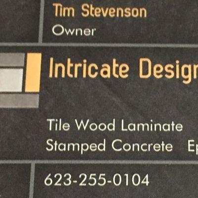 Intricate Surface Design Goodyear, AZ Thumbtack