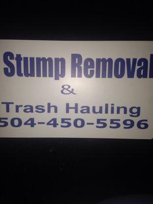 Scott's Stump Removal Metairie, LA Thumbtack