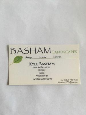 Basham Landscapes Virginia Beach, VA Thumbtack
