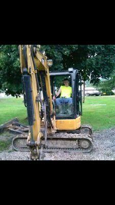 C.B. Landscapes & Excavating Blairsville, PA Thumbtack
