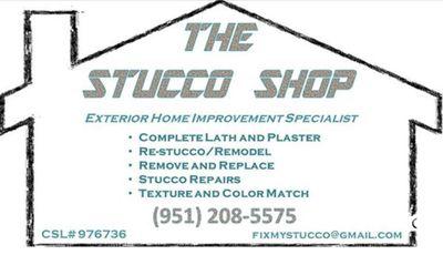 The Stucco Shop Riverside, CA Thumbtack