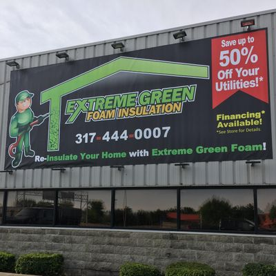 Extreme Green Foam Insulation, LLC. Indianapolis, IN Thumbtack