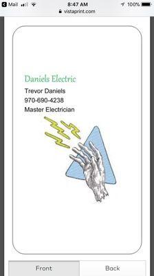 Daniels Electric Wellington, CO Thumbtack