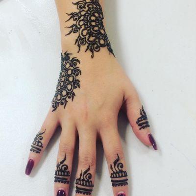 swaroos henna tattoo Sunnyvale, CA Thumbtack