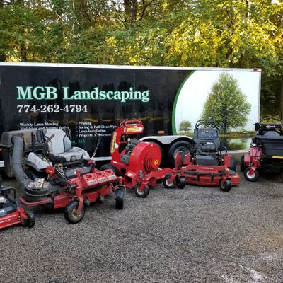 MGB Landscaping Bellingham, MA Thumbtack
