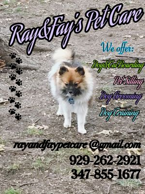 Ray&Fay's Pet Care Brooklyn, NY Thumbtack