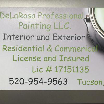 Delarosa Professional Painting LLC Tucson, AZ Thumbtack