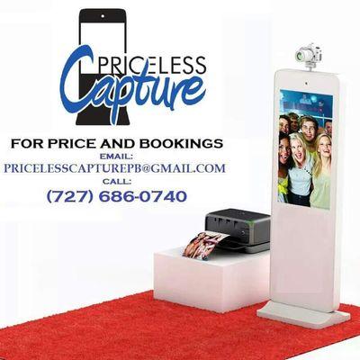 Priceless Capture Photo booth Tampa, FL Thumbtack
