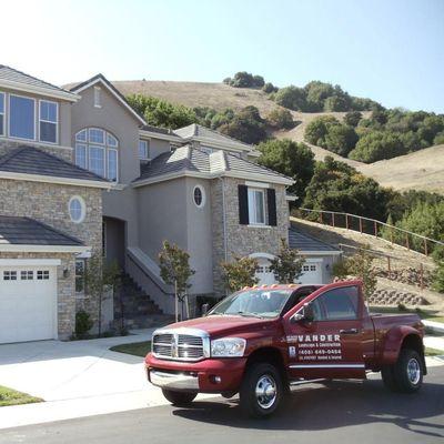Vander Landscape & Construction San Jose, CA Thumbtack
