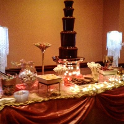 Austin Chocolate Occasions Chocolate Fountain & Candy Buffet Catering Austin, TX Thumbtack