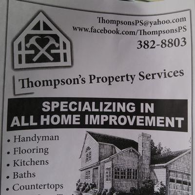 Thompson's Property Services Inc. Gasport, NY Thumbtack