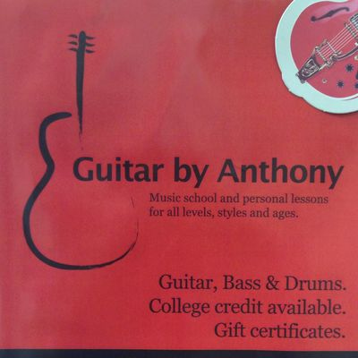 Guitar by Anthony Music School New York, NY Thumbtack