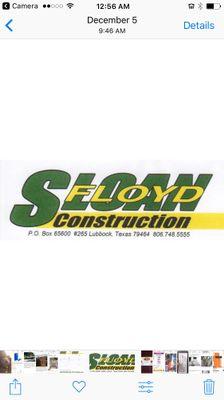 SLOAN CONSTRUCTION Lubbock, TX Thumbtack