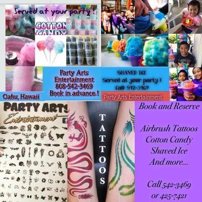 Party Arts Entertainment Honolulu, HI Thumbtack