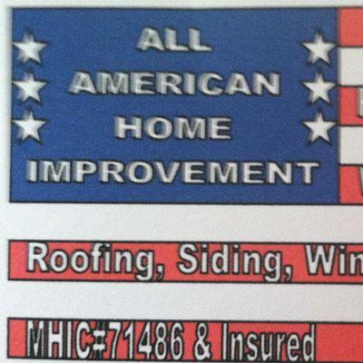All American home improvement, inc. Gambrills, MD Thumbtack