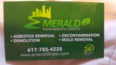 Emerald Environmental Services Boston, MA Thumbtack