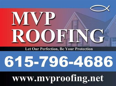 MVP Roofing Smyrna, TN Thumbtack