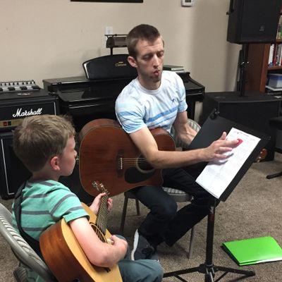 Guitar Lessons from Ryan Mesa, AZ Thumbtack