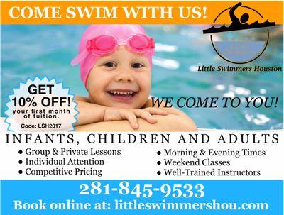 Little Swimmers Houston Manvel, TX Thumbtack