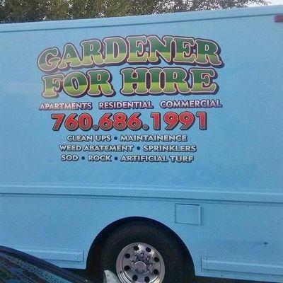 Gardener For Hire/S&S Landscape Victorville, CA Thumbtack
