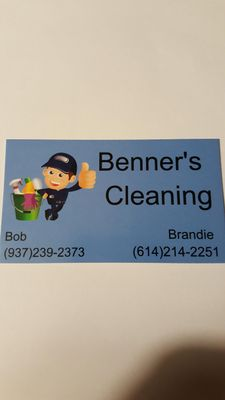 Benner's Cleaning Columbus, OH Thumbtack
