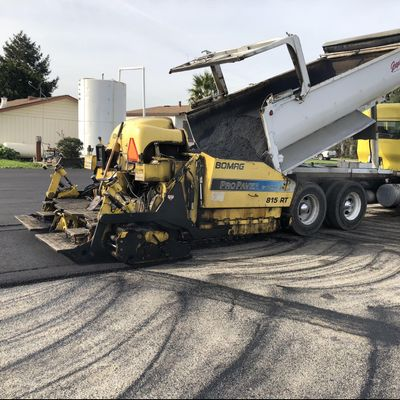 Interstate Paving and Construction San Jose, CA Thumbtack