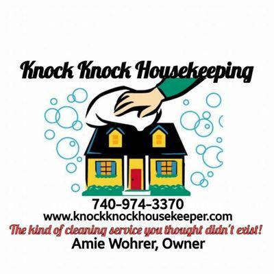 Knock Knock Housekeeping Lancaster, OH Thumbtack