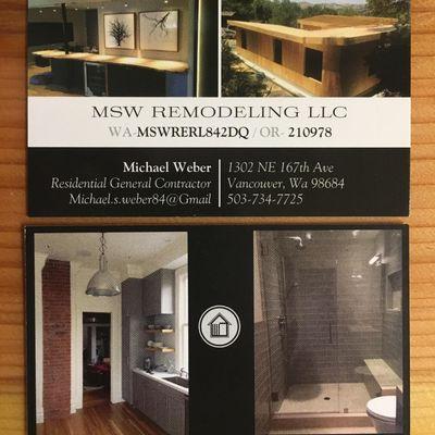 MSW REMODELING LLC Portland, OR Thumbtack