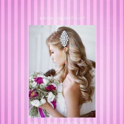 GlamHer Hair specializes in Bridal updos for all Irving, TX Thumbtack