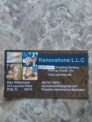 Kenovationsllc Panama City Beach, FL Thumbtack