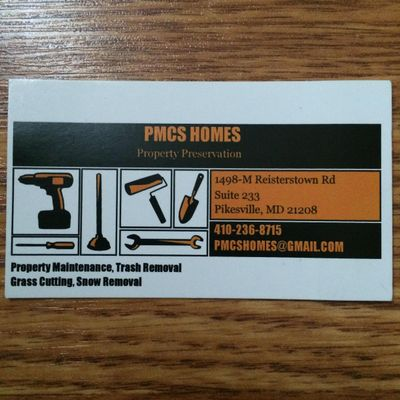 PMCS Homes Pikesville, MD Thumbtack
