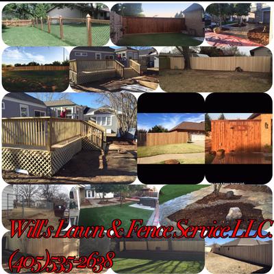 Will's Lawn & Fence Service, LLC Norman, OK Thumbtack