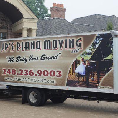 JP's Piano Moving LLC Oxford, MI Thumbtack